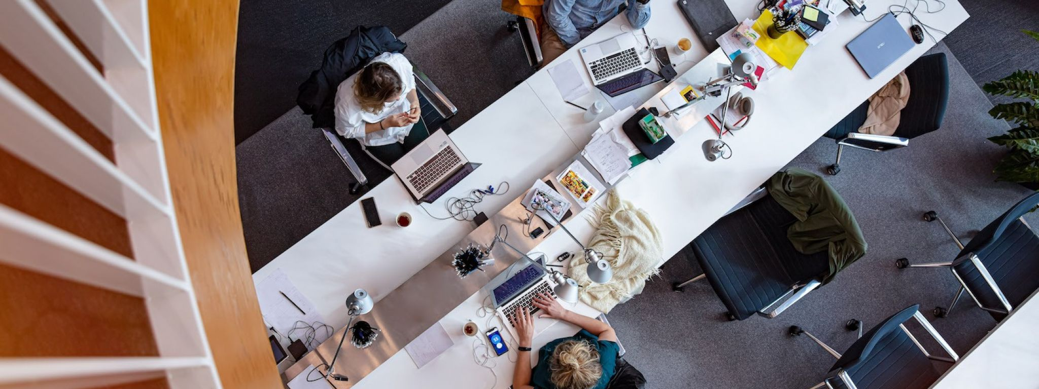 3 Learnings in the change management process towards a flexible working style