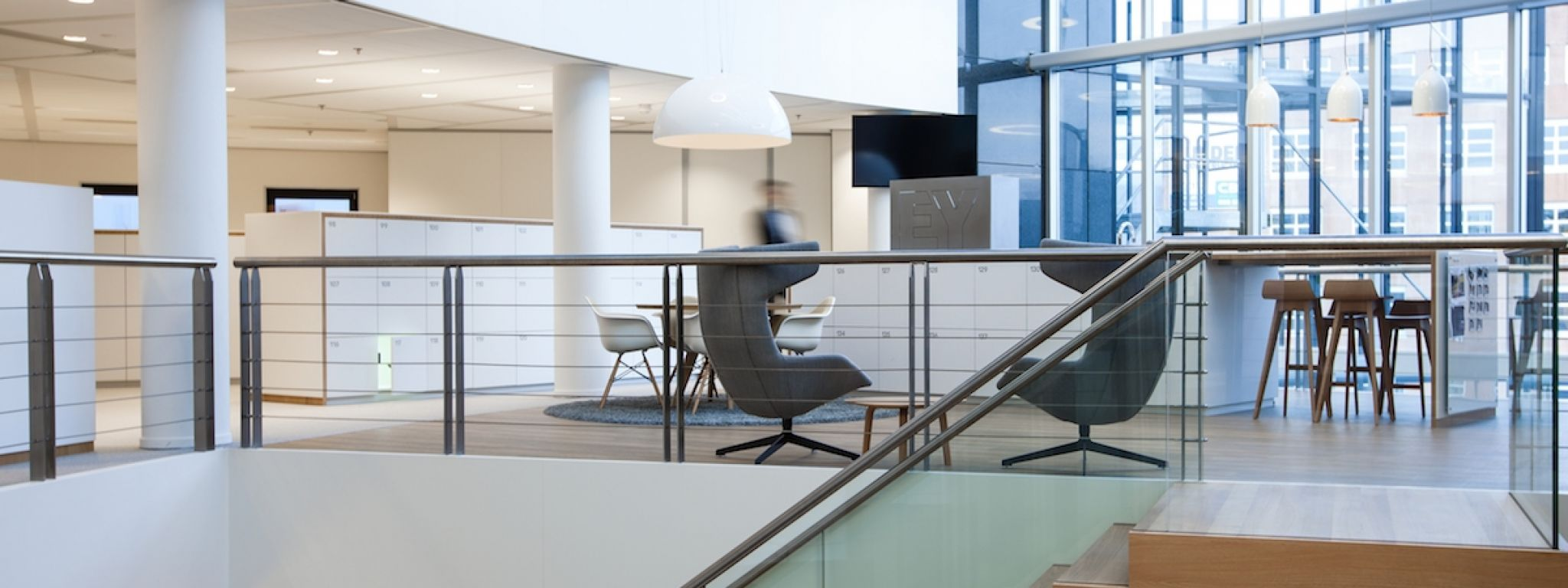 What is Smart Storage for Flexible Offices?